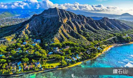 夏威夷_鑽石山