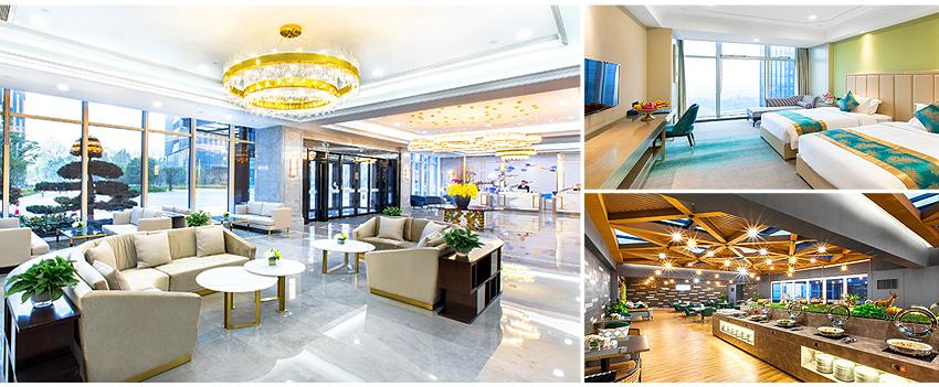 準五星 雲鯉悅酒店