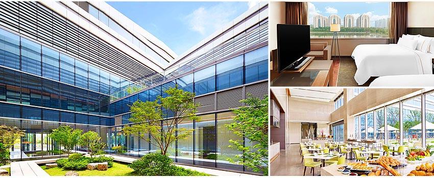 5星-蘇州科技城源宿酒店