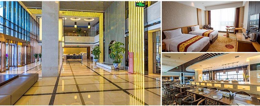 北京-準五★盈坤維景國際酒店