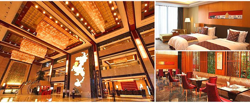 準五星 山東聖德國際大酒店