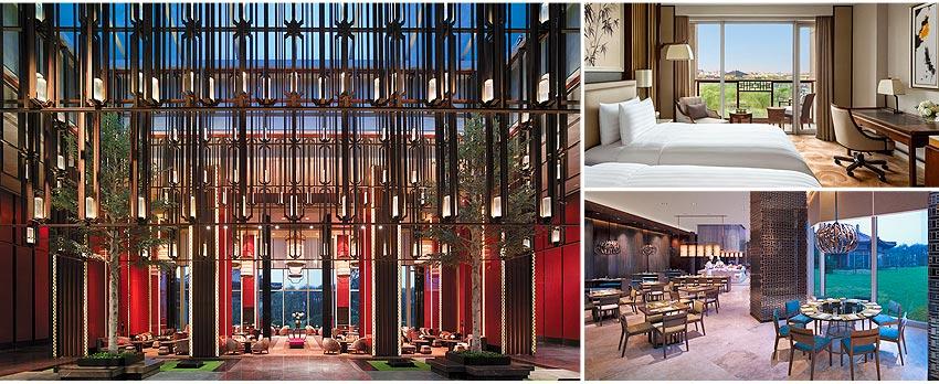 國際品牌5星-曲阜香格里拉大酒店