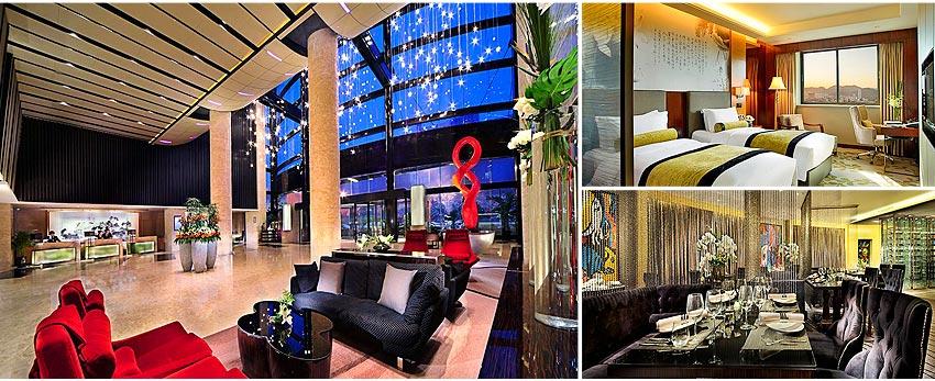 國際品牌5星-濟南銀座索菲特大酒店