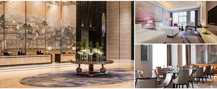 國際品牌5星-濰坊富力鉑爾曼酒店