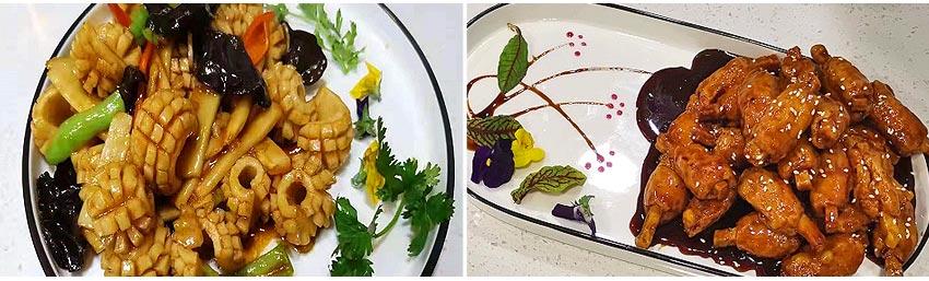 妙善坊素食創意餐廳