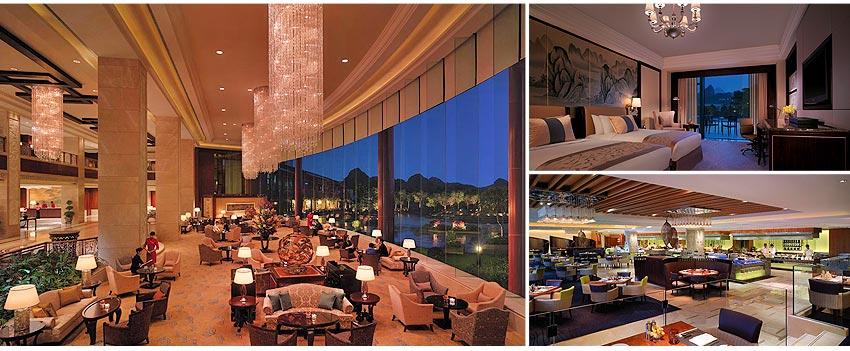 國際5星 桂林香格里拉酒店