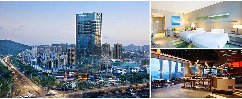 準五星 三亞中心凱悅嘉軒酒店