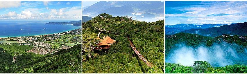 亞龍灣熱帶天堂森林公園