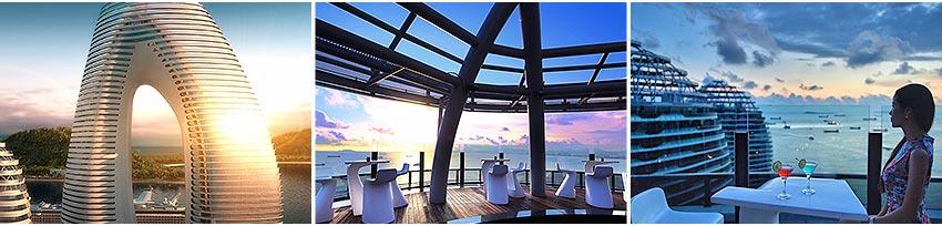 鳳凰島33樓天空酒廊