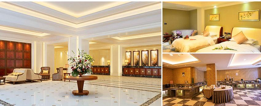 準五星伊寧-隆鑫國際酒店(五星樓)