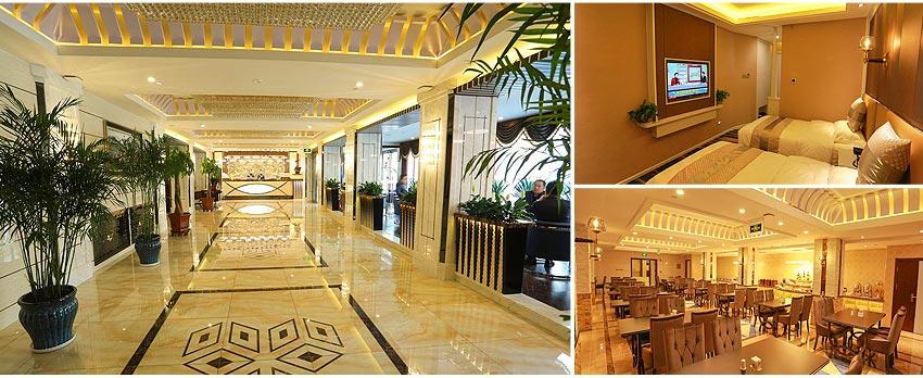 哈爾濱-準五★奧利加爾酒店