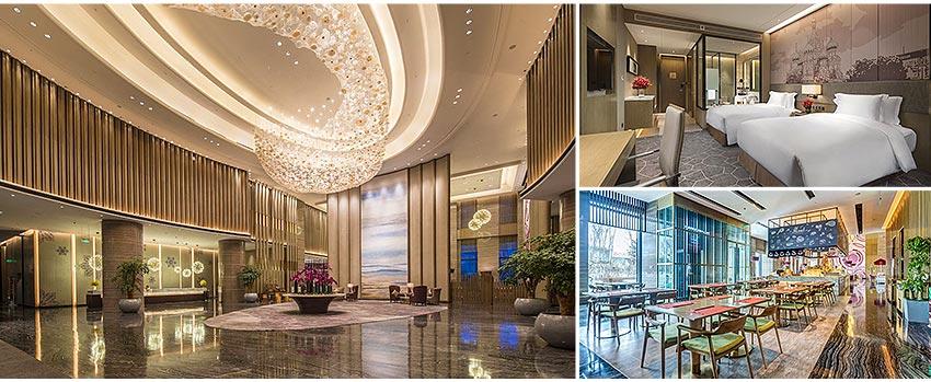 哈爾濱 - 五★松北萬達皇冠假日酒店