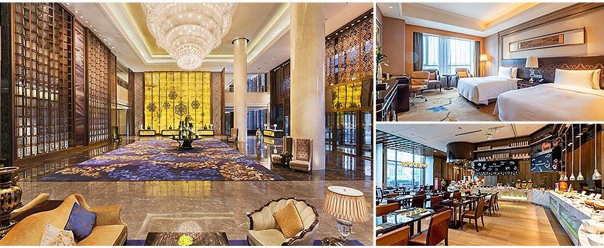 哈爾濱-國際五★萬達嘉華酒店