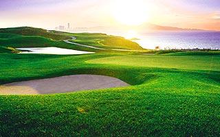 高爾夫球假期~煙台高爾夫球5日、3場球、四人成行 cover photo