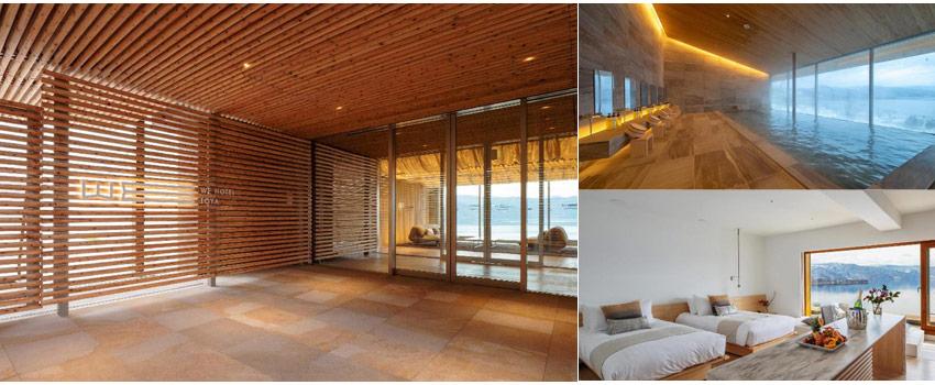 洞爺湖WE溫泉飯店(房內露天個人風呂WE Hotel Toya