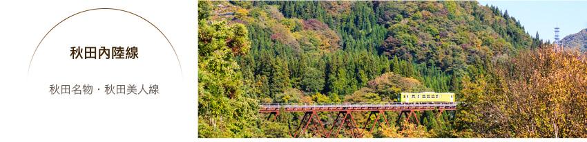秋田內陸線