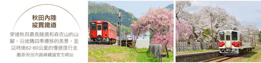 秋田內陸鐵道