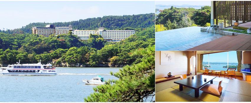 松島 大觀莊渡假大飯店 Hotel Matsushima Taikanso