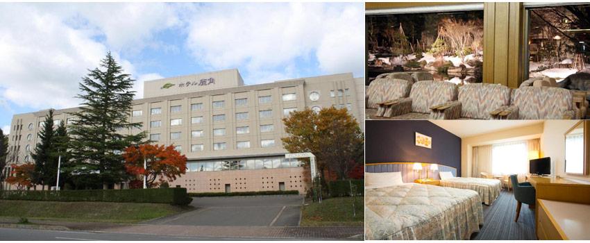 大湯鹿角飯店(Hotel Kazuno)