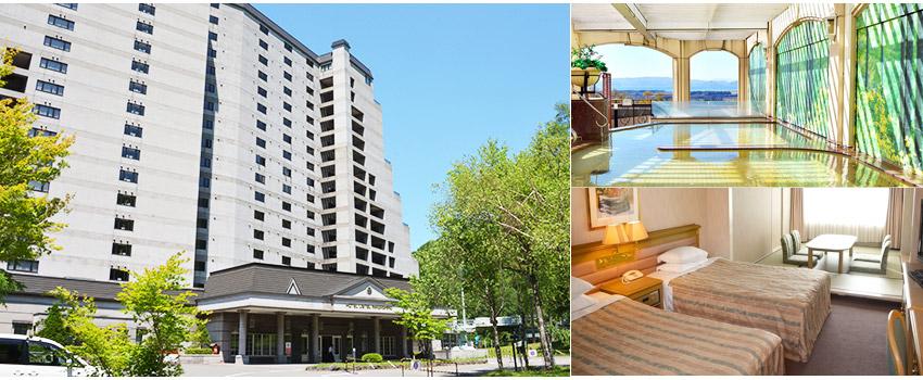 豬苗代湖listel度假飯店 Hotel Listel Inawashiro Wing Tower