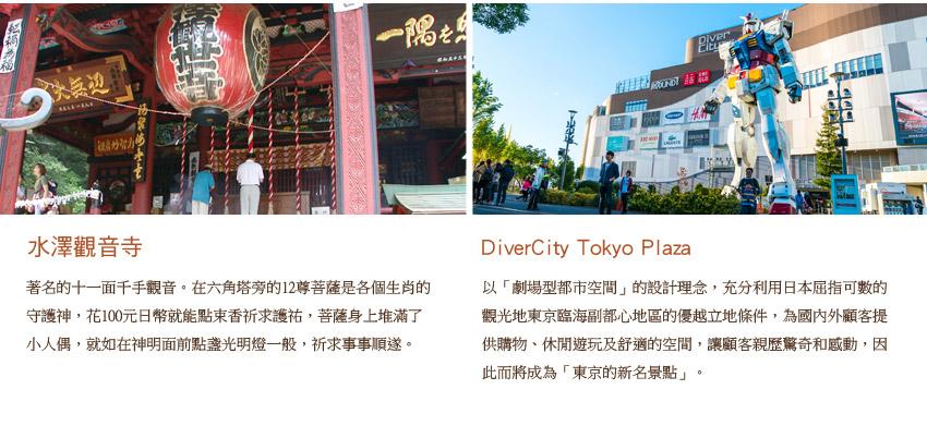 水澤觀音寺.購物廣場