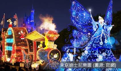 東京迪士尼樂園_遊行