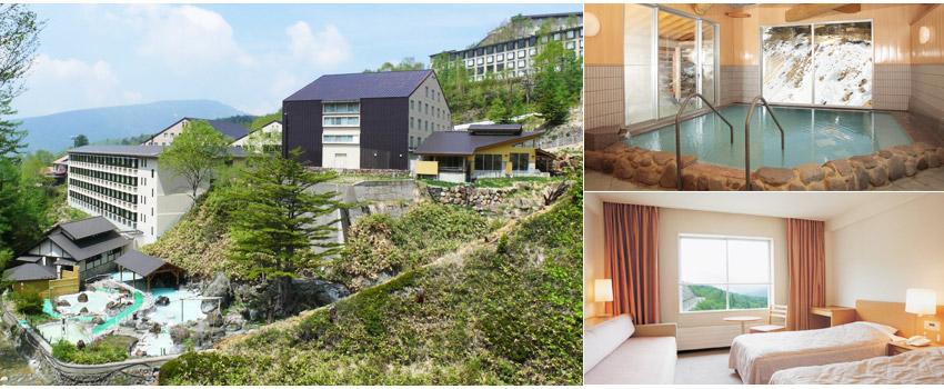 萬座高原酒店 Manza Kogen Hotel
