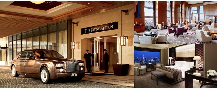 東京麗池卡登飯店The Ritz-Carlton