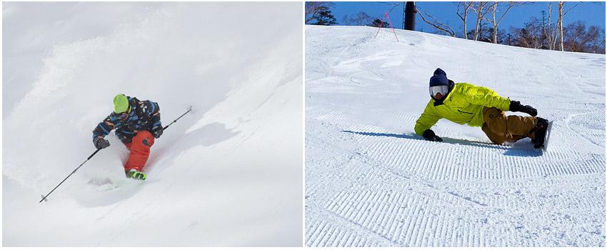 苗場滑雪課程
