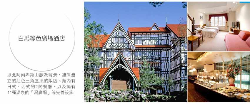 白馬綠色廣場飯店Hotel Green Plaza Hakuba