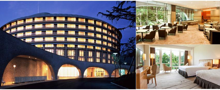 京都格蘭王子飯店 Grand Prince Hotel Kyoto