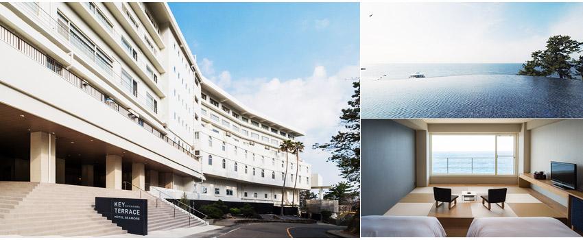 白濱SEAMORE SHIRAHAMA KEY TERRACE HOTEL SEAMORE