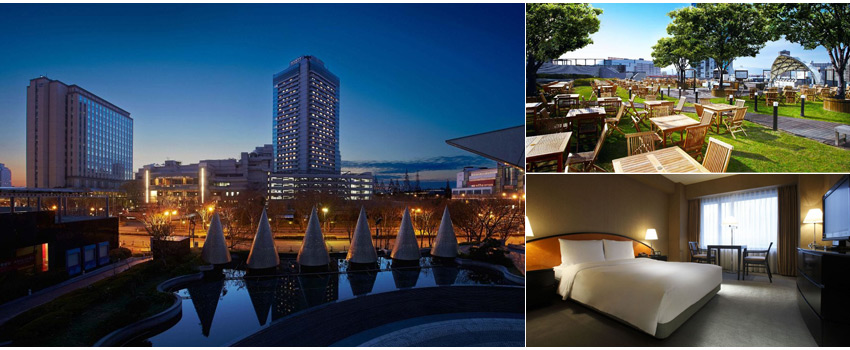 大阪凱悅酒店Hyatt Regency Osaka
