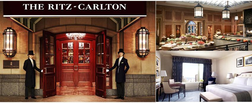 大阪麗思卡爾頓飯店 The Ritz-Carlton, Osaka