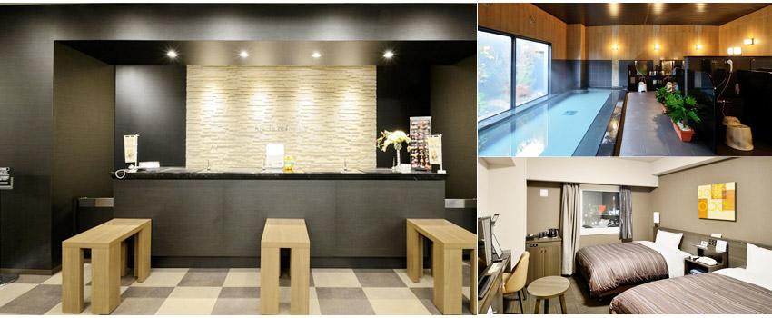 柳川站前ROUTE INN  HOTEL ROUTE-INN YANAGAWA EKIMAE