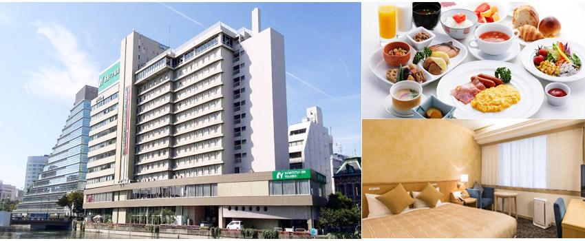 福岡西鐵福岡西鐵酒店Nishitetsu Inn Fukuoka