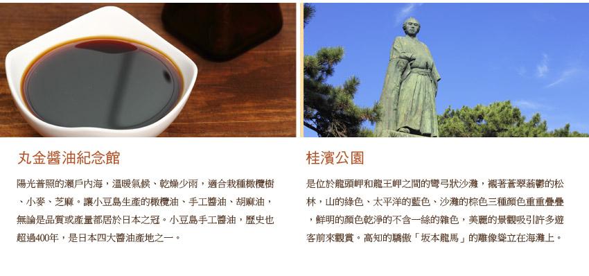 丸金醬油紀念館.桂濱公園