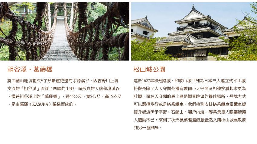 祖古溪.葛藤橋.松山城
