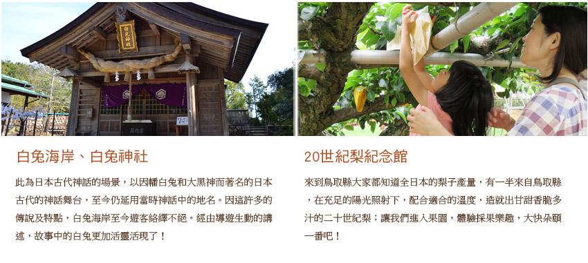 白兔神社.20世紀梨
