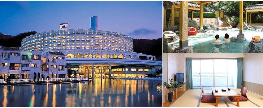 雷歐瑪REOMA森之湯溫泉SPA飯店Hotel Reoma No Mori