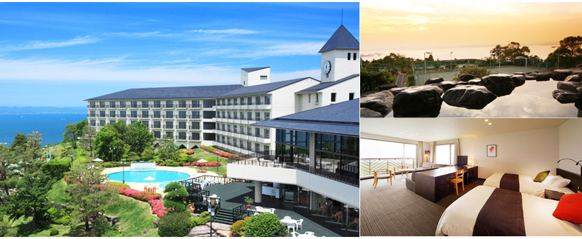 小豆島 OLIVEAN  Resort Hotel Olivean Shodoshima
