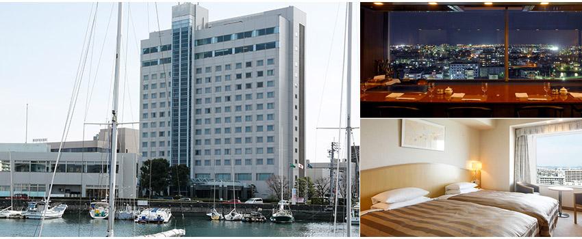 德島格蘭維羅飯店 (Tokushima Grandvrio Hotel)