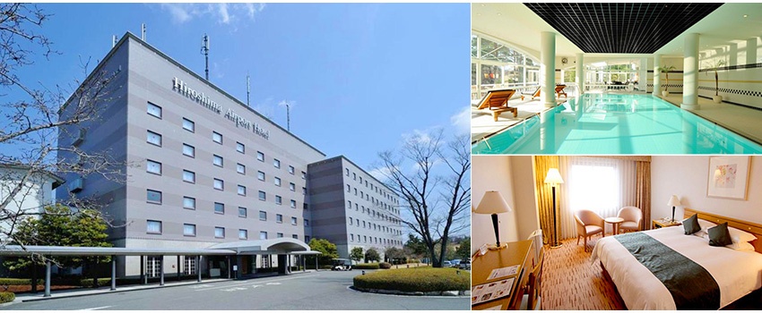 廣島機場飯店 (Hiroshima Airport Hotel)