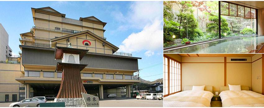 琴参閣Kotosankaku Hotel
