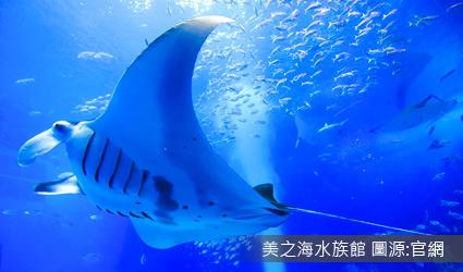 海洋博公園美之海水族館