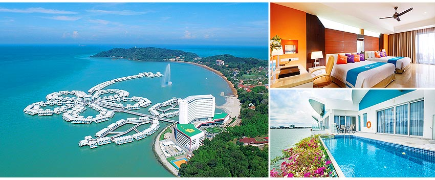 馬來西亞大紅花渡假村 Lexis Hibiscus Port Dickson