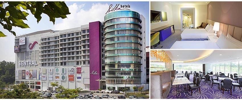 帝豪絲麗卡精品酒店 Silka Cheras Hotel