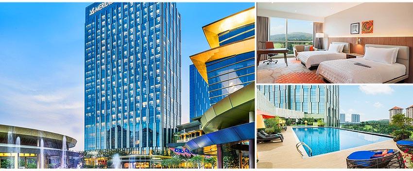 Le Meridien Putrajaya 艾美酒店(美麗殿)