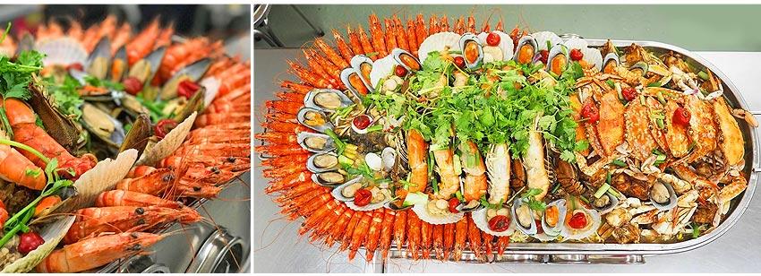 吉隆坡 海鮮土豪大餐