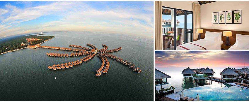 AVANI Sepang Goldcoast Resort 黃金棕櫚樹海上渡假村